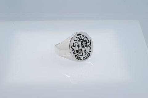 Altorfer Family Crest ring