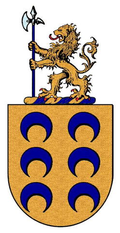 Amaral family crest