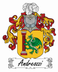 Andreozzi family crest