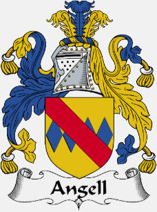 Angell Famly Crest