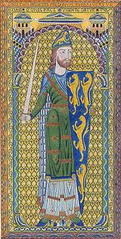Geoffrey, count of Anjou