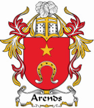 Arends family crest