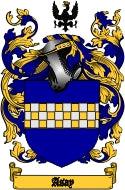 Asay family crest