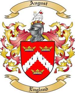 August family crest