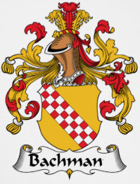 Bachman family crest