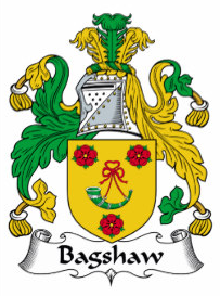 Bagshaw family crest