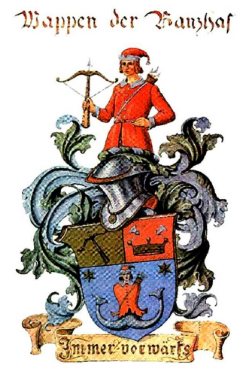 Banzhaf family crest