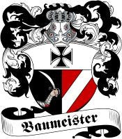 Baumeister famaily crest