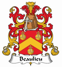 Beaulieu Family Crest