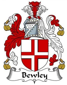 Bewley family crest
