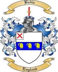 Bodie family crest