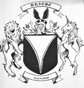 Briese family crest