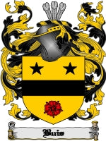 Buis family crest