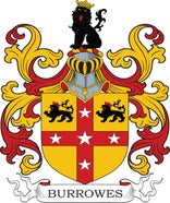 Burrowes family crest