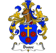Busse family crest