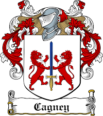 Cagney family crest