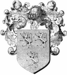 Cambray family crest
