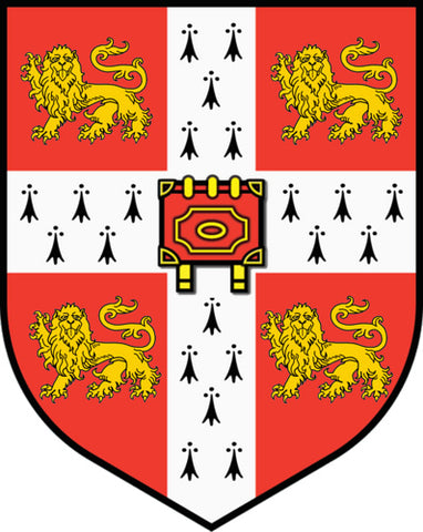 Cambridge University coat of arms