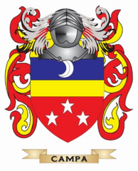 Campa family crest