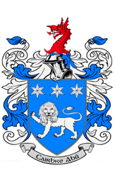 Carberry family crest