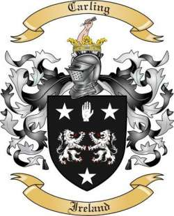 Carling Family Crest