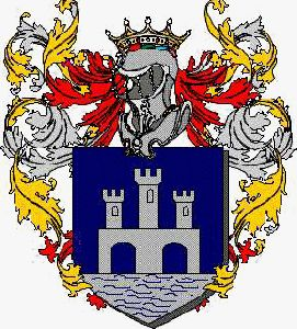 Cstellucci family crest