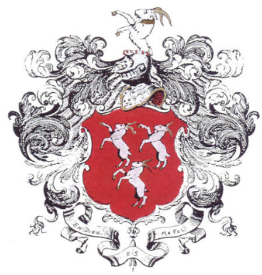 Chivers family crest