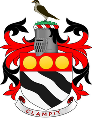 Clampit family crest