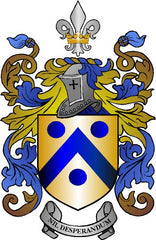 Claypoole family crest
