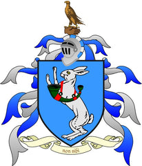 Cleeland family crest