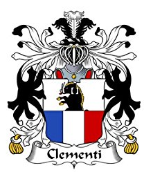 Clementi family crest