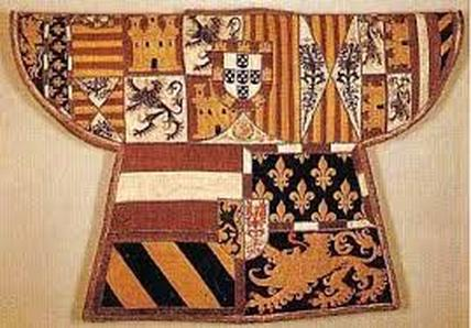 Tabard from the Court of Phillip II