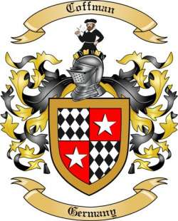 Coffman family crest