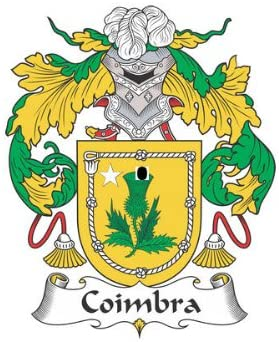 Coimbra family crest