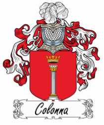 Colonna family crest