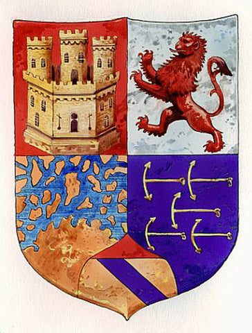 Coat of Arms Augmentation part 2