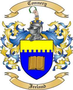 Connery family crest