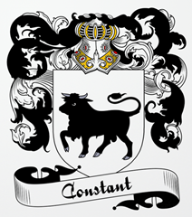 Constant family crest