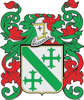 Cortinas family crest
