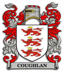 Coughlan family crest