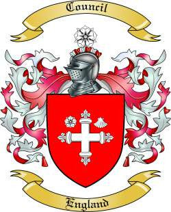 Council family crest