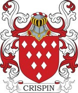 Crispin family crest
