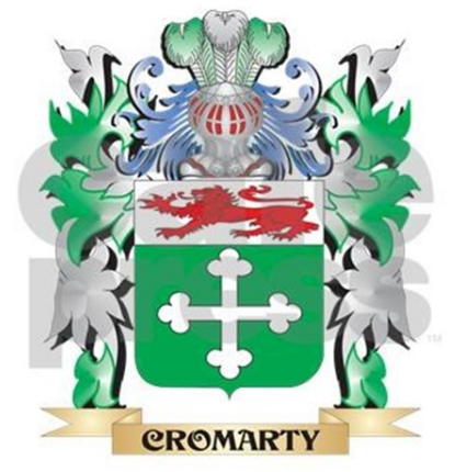 Cromarty family crest