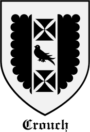 Crouch family crest