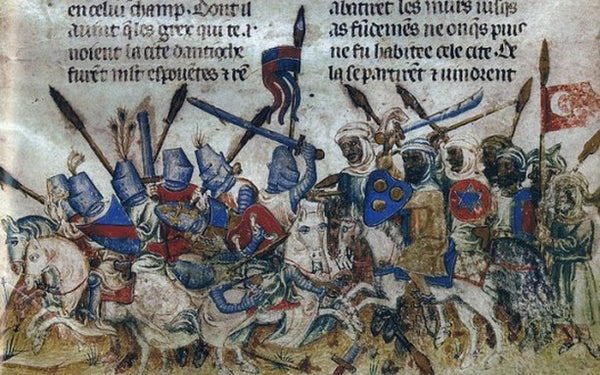 The Siege of Antioch, 1st Crusade