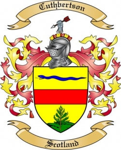 Cuthbertson family crest