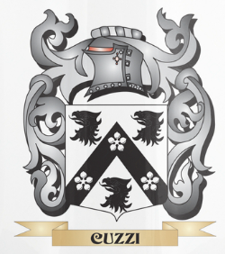 Cuzzi family crest