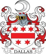Dallas family crest