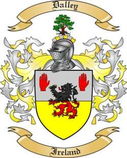 Dalley family crest