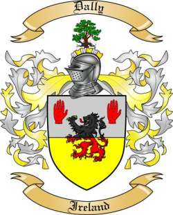 Dally Family Crest